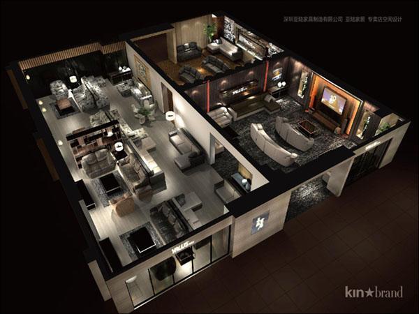 开路牛深圳图片v图片空间设计家具|开路牛苯家具标准图片