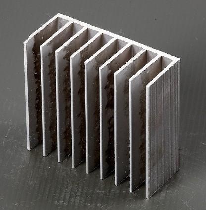 供应龙华观澜音响外壳铝型材小音箱铝合