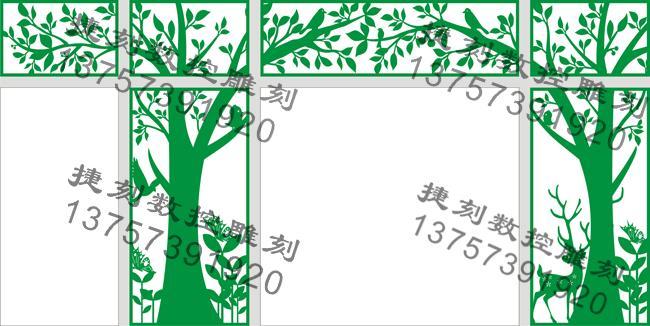 供应J59雕花板/镂空板/背景墙隔断