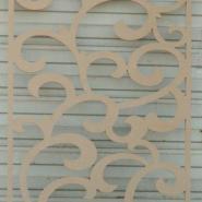 J84雕花板/PVC镂空板/背景墙隔断图片