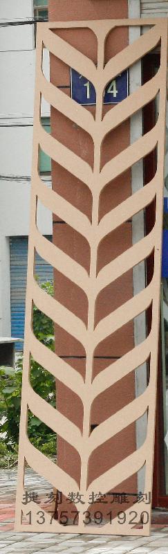 供应6C雕花板/镂空板背景墙隔断屏风