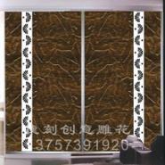 J40雕花板/镂空板/移门腰线/烤漆图片