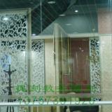 供应J99雕花板/PVC镂空板/隔断背景墙