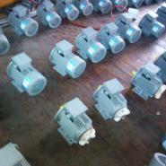 卫生级离心泵在线动平衡检测图片