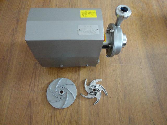 供应不锈钢卫生级离心泵供应厂家,达尔捷供应卫生级离心泵