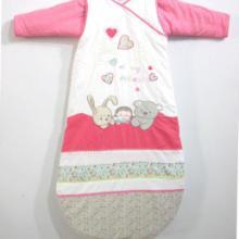 供应小女孩绣花儿童睡袋