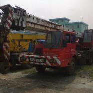 2007年徐州20吨吊车图片