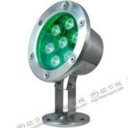 7W大功率LED水底灯图片