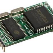 TTL电平转以太网模块图片