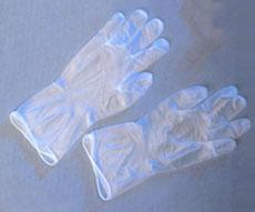 无尘PVC手套一次性手套销售