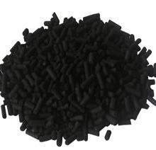 供应义乌煤质柱状活性炭含炭量高,化学稳定性好图片