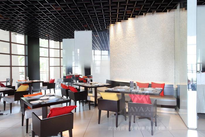 酒店餐桌椅图片/酒店餐桌椅样板图 (1)