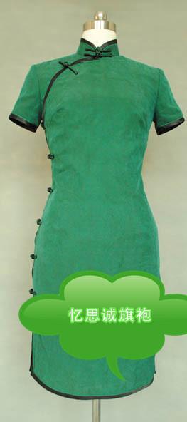 北京旗袍定做、工作服旗袍定做 旗袍定制 面料上乘 工艺精良