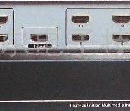 1进16出HDMI分配器图片