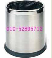 供应客房不锈钢垃圾桶