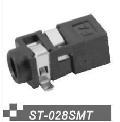 耳机插座ST-028图片