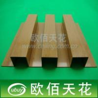 木纹铝方通批发 木纹铝方通出售 供应木纹铝方通木纹铝单板价格