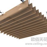供应V型方通-广州型材方通厂家-惠州V型方通价格-广京铝业欧佰天花
