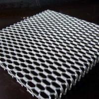 供应哪里有铝网板卖,哪里有金属铝网板生产厂家,哪个牌子的铝网板最好,凌形孔铝网板价格