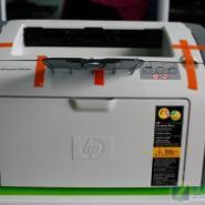 惠普1020黑白激光打印机图片
