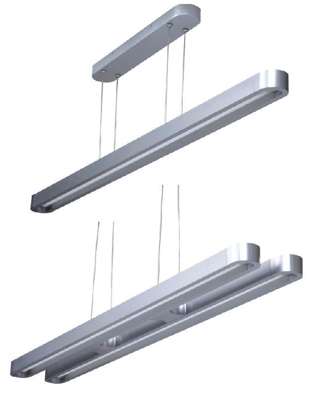 供应东莞办公照明铝材灯具厂家