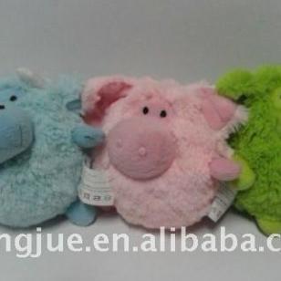 毛绒玩具小绵羊图片