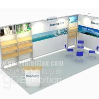 展会服务广告器材移动展架便携器材