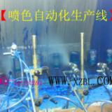 徐州玻璃瓶喷色自动化流水线加工厂