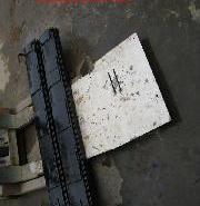 中频电炉钢壳炉磁轭图片