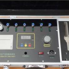 手动定时/室内检测仪/空气检测仪/甲醛检测仪 (水晶面板图片