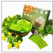 桂南桂圆果茶3g40袋/盒图片