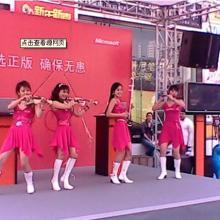 供应上海舞台背景板桁架出租搭建,帕灯,音响,空飘,注水旗杆图片