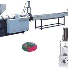 供应塑胶再生/混色抽粒机批发