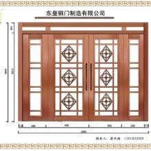 """河南铜门生产厂家_找""""东皇""""铜门 15年老牌企业 信赖厂家批发"""