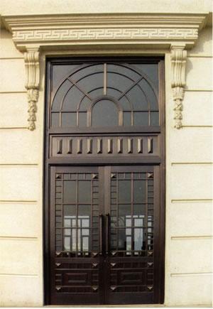 太原铜门玻璃图片样板|太原价格别墅价格玻璃天津住铜门图片