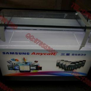 S5830三星手机展示柜台厂家图片