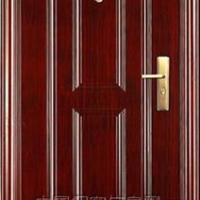 四开门子母门 钢板门 大同怀仁防盗门钢质门对开门