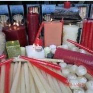 东莞回收日用蜡烛图片