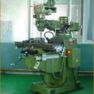 加重型铣床加工机械加工零件加工图片