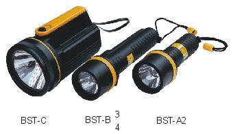 供应BST防爆手电筒-充电式手电筒