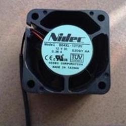 D04XL-12T2U NIDEC散热風扇