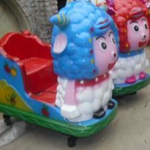 供应盐城建湖县溪口喜羊羊投币机生产美羊羊玩具灰太狼摇摇车摇摆式警车批发