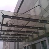 供应用于小区门头 大型广场 汽车棚的山东雨棚批发