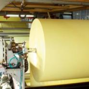 供应140g黄色单硅离型纸