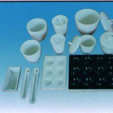 供应瓷坩埚瓷管方舟把皿反应板瓷圆皿