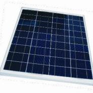 60W太阳能板-给12V电瓶充电图片