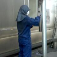 广州金属管道耐磨防腐涂料图片