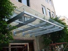 供应上海不锈钢雨篷厂家;上海不锈钢雨篷价格