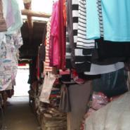 外贸服装批发服装库存货处理图片