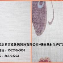 供应壁画制作材料PVC条纹墙纸材料